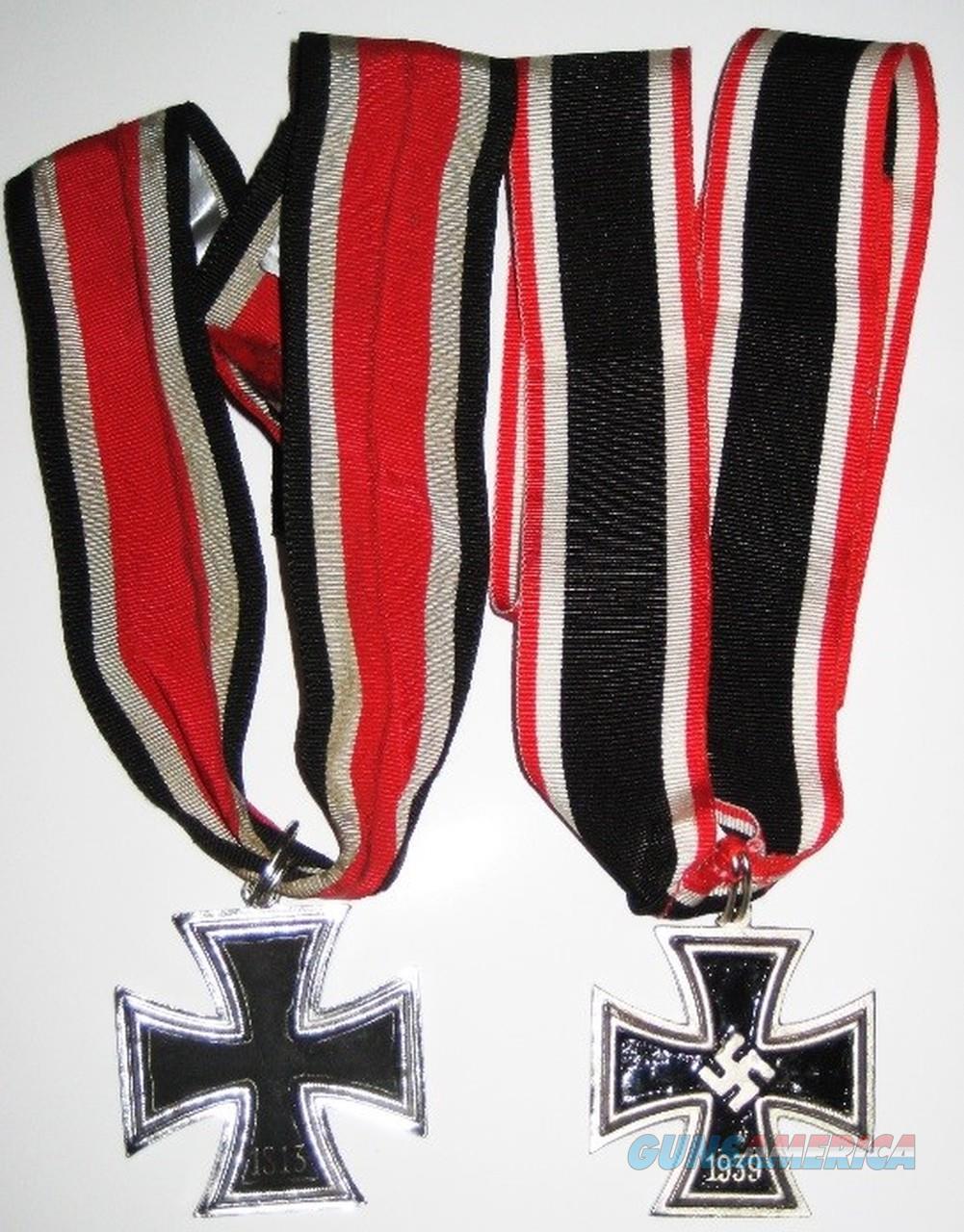 German Iron Cross Award  Non-Guns > Military > Memorabilia