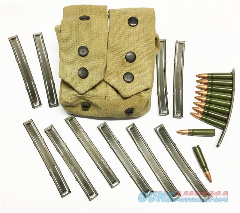 SKS 10 Stripper Clips w/ Pouch  Non-Guns > Magazines & Clips > Rifle Magazines > SKS