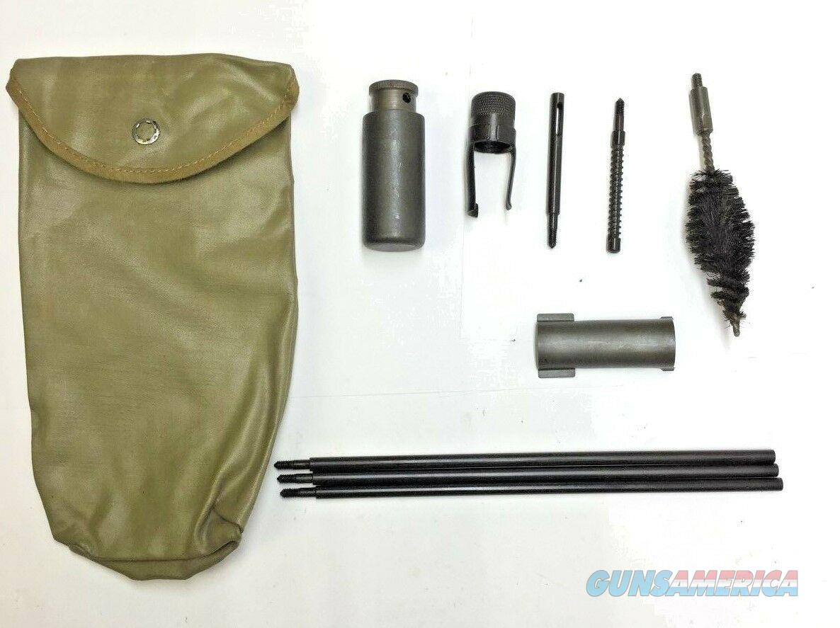 VZ52 & 52/57 Buttstock Cleaning Gear + Pouch  Non-Guns > Gun Parts > Military - Foreign