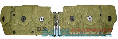 M1 Garand M1923 WWII Style U.S. Cartridge Belt  Non-Guns > Magazines & Clips > Rifle Magazines > Other