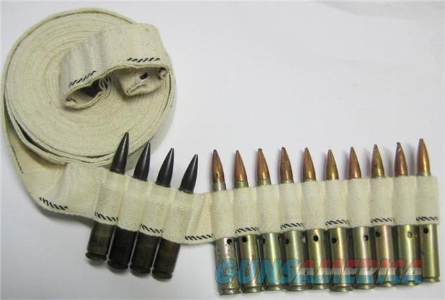 Browning Cloth Ammo Belt, 200 RD  Non-Guns > Magazines & Clips > Rifle Magazines > Other