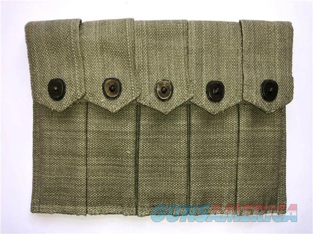 Thompson 5 Pocket Mag Pouch for 20rd Mags  Non-Guns > Magazines & Clips > Rifle Magazines > Other