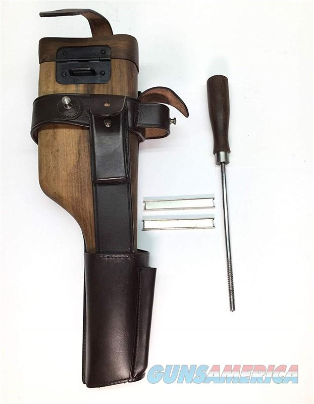 C96 Broomhandle Mauser Holster Stock Harness Set  Non-Guns > Holsters and Gunleather > Other
