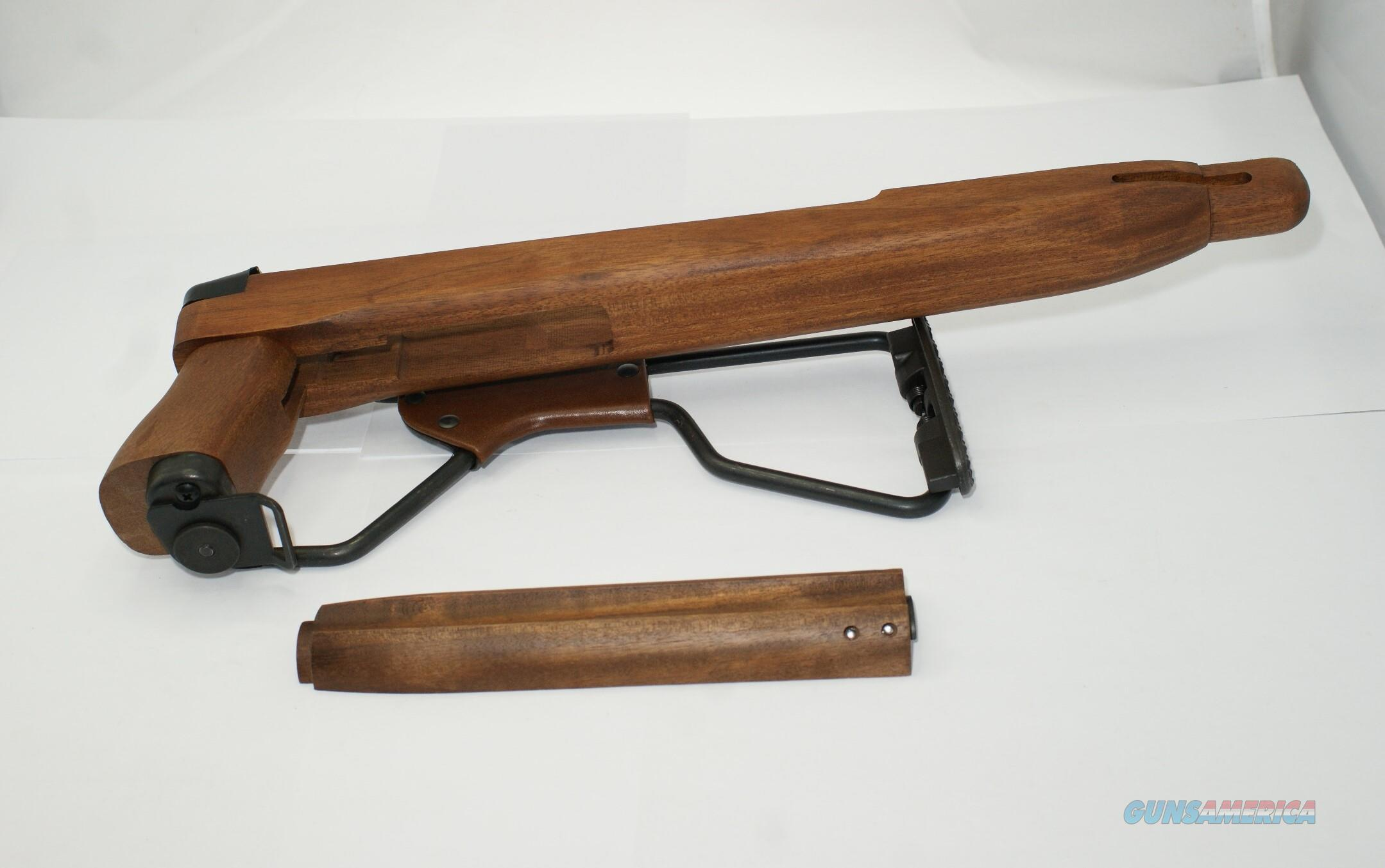 M1A1 Carbine Folding Paratrooper Stock  Non-Guns > Gun Parts > Stocks > Wooden