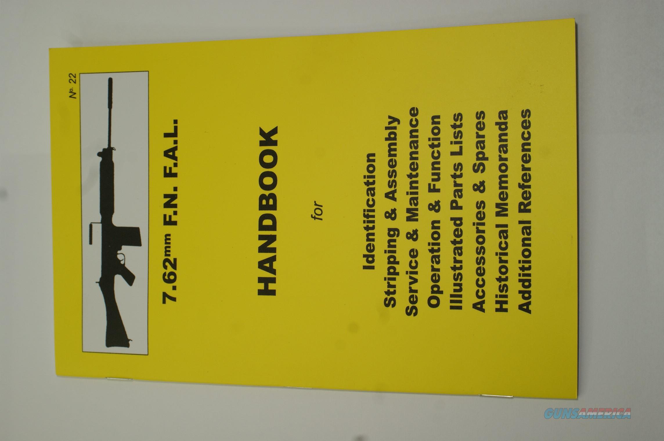 .303 SMLE Rifle No. 1, 7.72mm F.N. F.A.L.Handbooks  Non-Guns > Books & Magazines