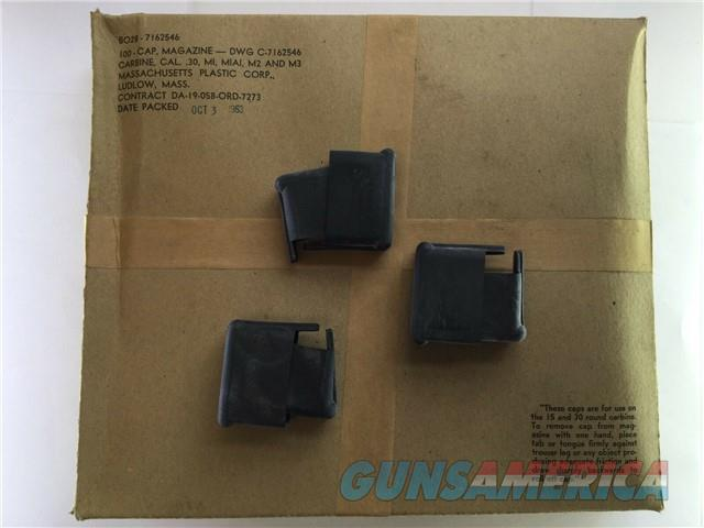 Original Box, 100 Magazine Dust Covers, M1 Carbine  Non-Guns > Magazines & Clips > Rifle Magazines > Other