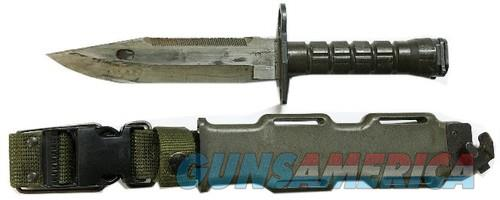 LANCAY M9 Bayonet EARLY ERGONOMIC HANDLE  Non-Guns > Knives/Swords > Military > Bayonets