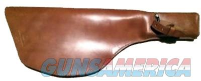 WW2 Thompson SMG Leather Gun Scabbad  Non-Guns > Holsters and Gunleather > Other