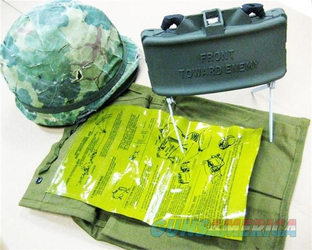 Claymore Mine and Carry Bag  Non-Guns > Military > Memorabilia