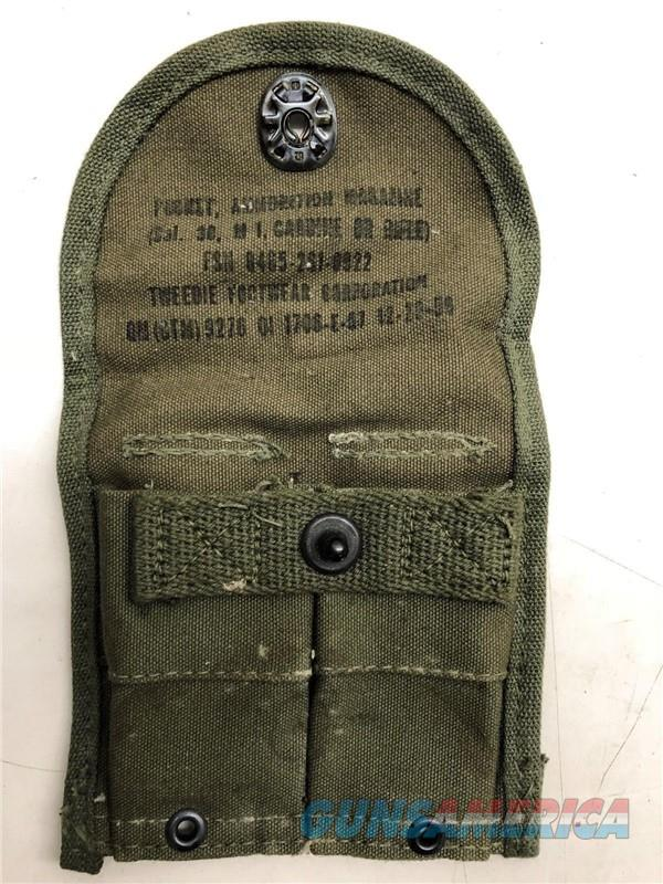 UNISSUED KOREA WAR ERA M1 CARBINE POUCH  Non-Guns > Magazines & Clips > Rifle Magazines > Other