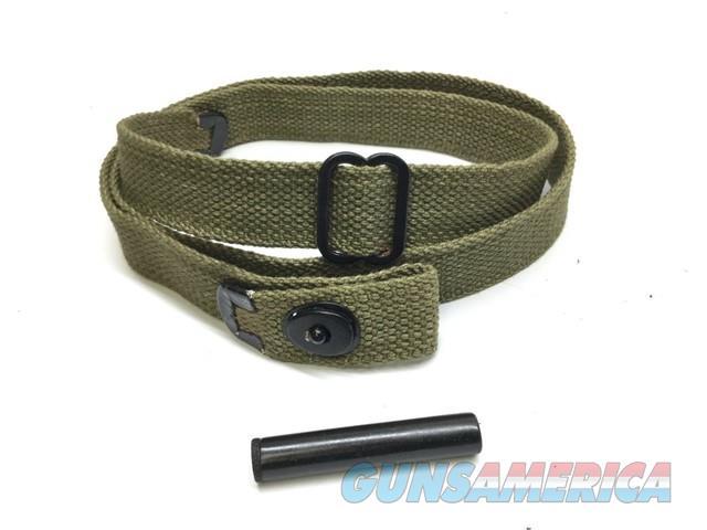 Carbine Sling and oiler OD Green Canvas SET  Non-Guns > Gun Parts > Misc > Rifles
