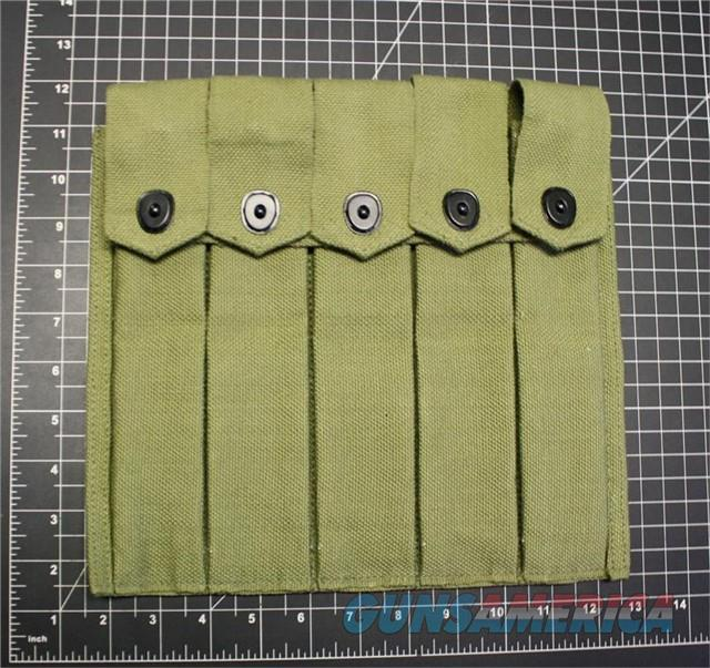 Thompson 5 Pocket Mag Pouch for 30rd Mags  Non-Guns > Magazines & Clips > Rifle Magazines > Other