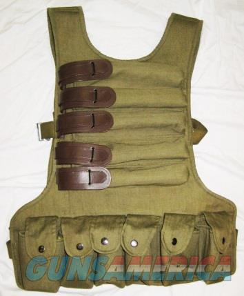 Italian WW2 Samurai Magazine Vest  Non-Guns > Tactical Equipment/Vests