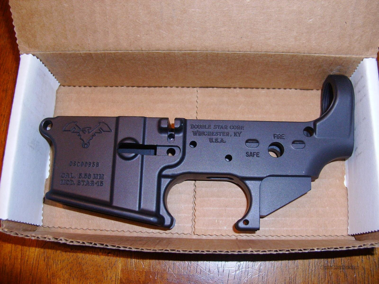 Double star stripped lower  Guns > Rifles > AR-15 Rifles - Small Manufacturers > Lower Only