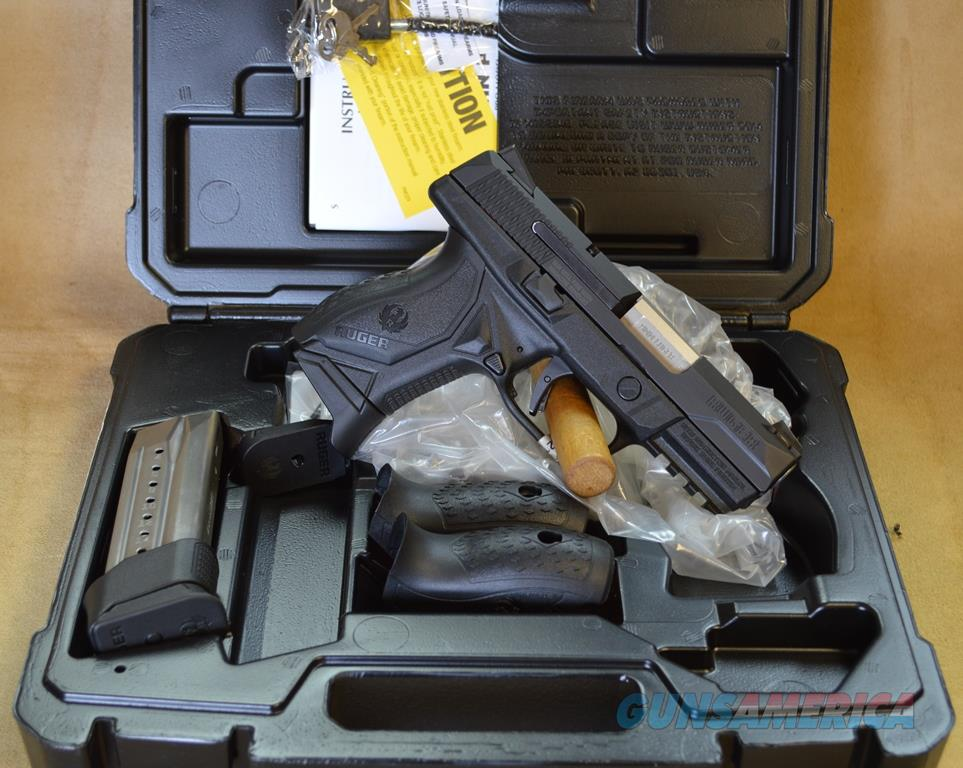 8635 Ruger American Compact - 9mm  Guns > Pistols > Ruger Semi-Auto Pistols > American Pistol