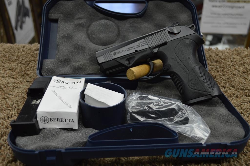 Beretta PX4 Storm - 40 S&W - Used, Consignment  Guns > Pistols > Beretta Pistols > Polymer Frame