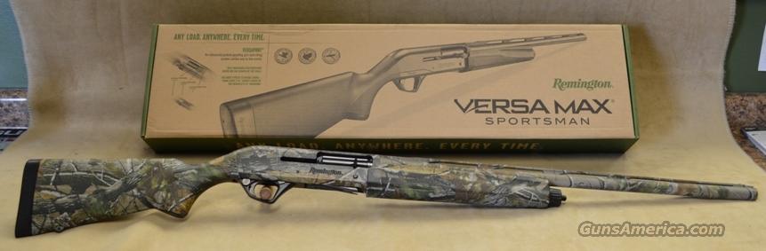 "81027 Remington Versamax Sportsman 26"" Realtreee AP HD - 12 gauge  Guns > Shotguns > Remington Shotguns  > Autoloaders > Hunting"