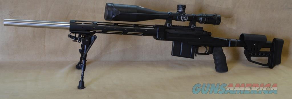 Stiller Tac 300 Custom Package 260 Rem Consignment  Guns > Rifles > Custom Rifles > Bolt Action