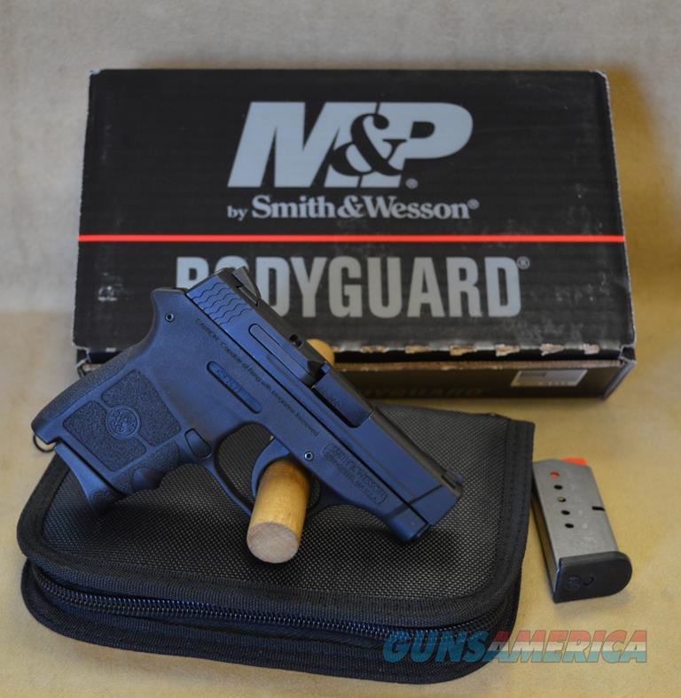 SALE 10266 Smith & Wesson Bodyguard - 380 ACP - No safety  Guns > Pistols > Smith & Wesson Pistols - Autos > Polymer Frame