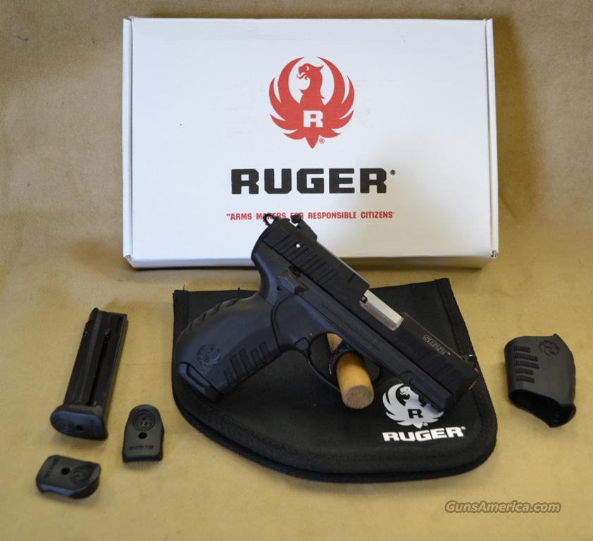 3600 Ruger SR22 - 22 LR  Guns > Pistols > Ruger Semi-Auto Pistols > P-Series