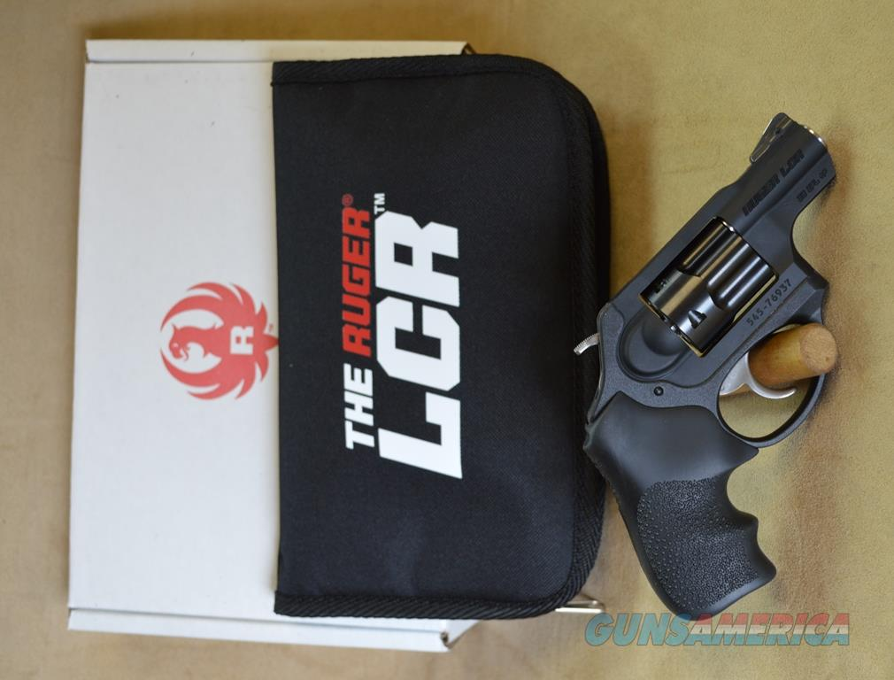 5430 Ruger LCRx (hammer) - 38 Special  Guns > Pistols > Ruger Double Action Revolver > LCR