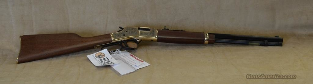 H006OM Henry Big Boy American Oilman Tribute - 44 Mag  Guns > Rifles > Henry Rifle Company