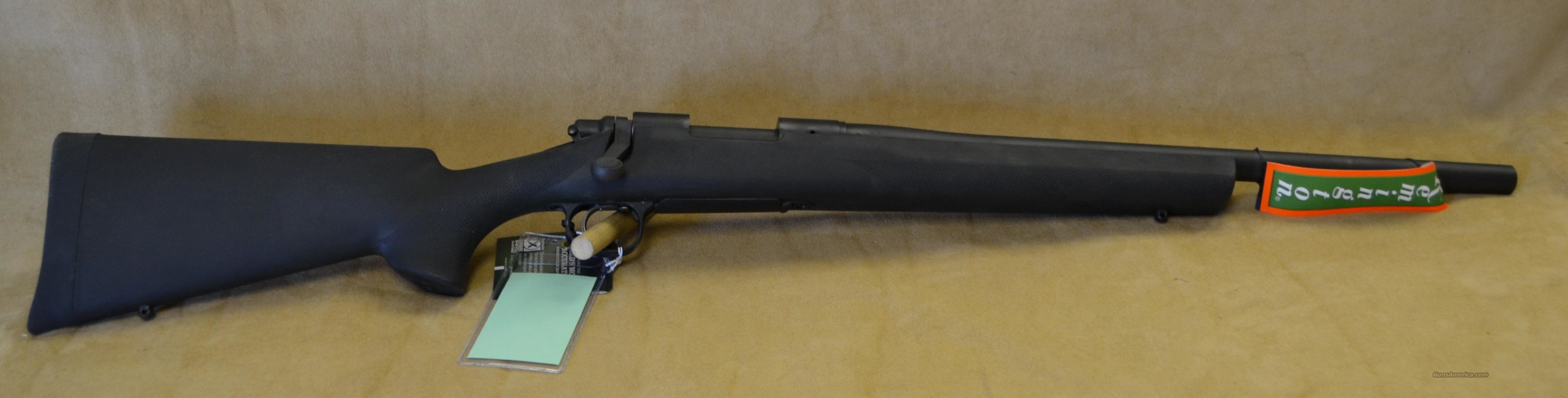 84207 Remington 700 SPS Tactical - 308 Win  Guns > Rifles > Remington Rifles - Modern > Model 700 > Sporting