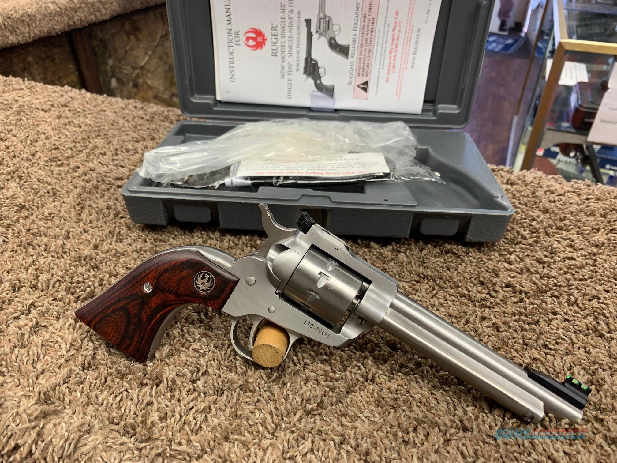 8100 Ruger Single Ten 22 LR  Guns > Pistols > Ruger Single Action Revolvers > Single Six Type