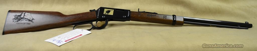 H001TPM Henry Lever Action Special Edition Philmont Scout Ranch Rifle - 22 S/L/LR  Guns > Rifles > Henry Rifle Company