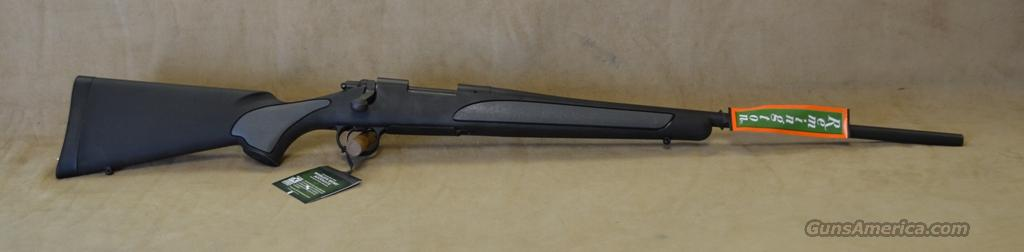 27351 Remington 700 SPS Black - 223 Rem  Guns > Rifles > Remington Rifles - Modern > Model 700 > Sporting