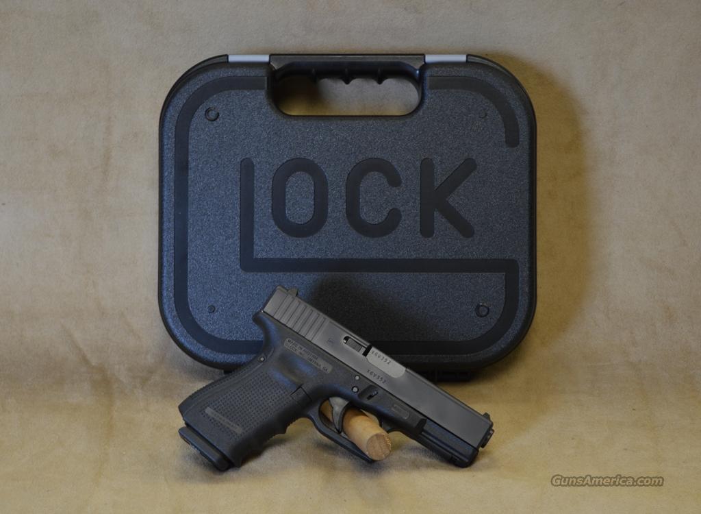 PG1950203 Glock 19 Gen 4 - 9mm  Guns > Pistols > Glock Pistols > 19