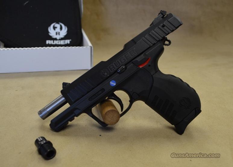 3604 Ruger SR22 Threadded Barrel - 22 LR  Guns > Pistols > Ruger Semi-Auto Pistols > SR Family > SR22