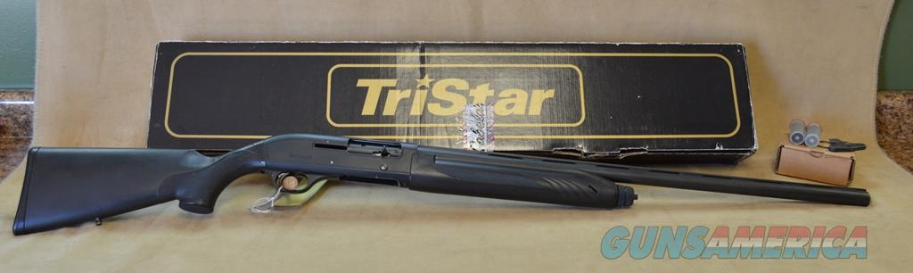 PRICE LOWERED Tristar Raptor (Old Style) - 12 gauge - Used w/box and papers/chokes - Consignment  Guns > Shotguns > Tristar Shotguns
