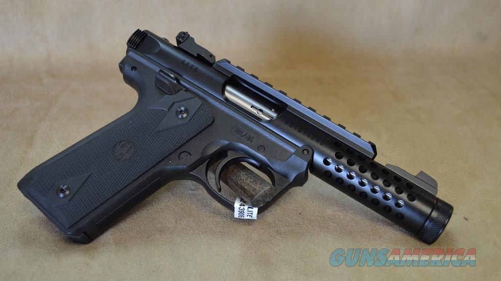 43906 Ruger MKIV 22/45 Lite Black - 22 LR  Guns > Pistols > Ruger Semi-Auto Pistols > 22/45