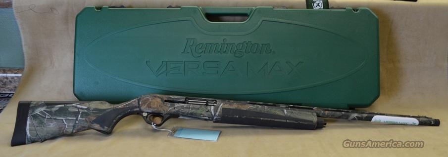 "81054 Remington Versamax 26"" Realtree AP HD- 12 gauge  Guns > Shotguns > Remington Shotguns  > Autoloaders > Hunting"