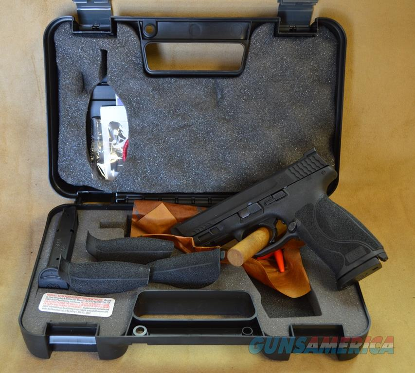 11522 Smith & Wesson M&P 2.0 Black - 40 S&W   Guns > Pistols > Smith & Wesson Pistols - Autos > Polymer Frame