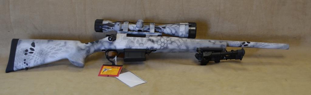 HKF93127KRF Howa 1500 Raid Heavy Barrel Package - 308 Win  Guns > Rifles > Howa Rifles