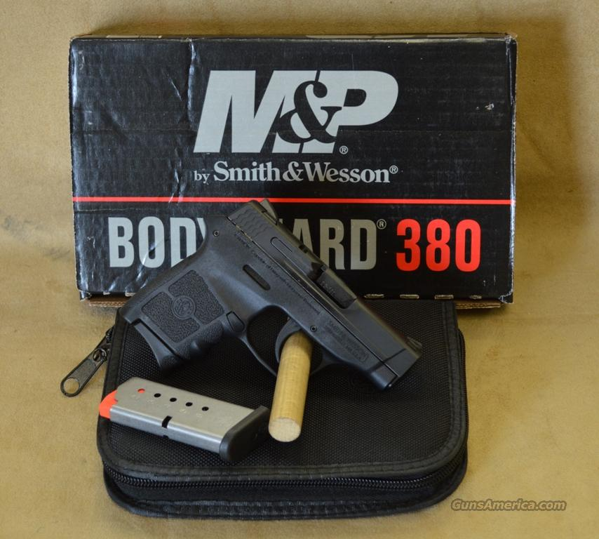 109381 Smith & Wesson Bodyguard - 380 ACP  Guns > Pistols > Smith & Wesson Pistols - Autos > Polymer Frame