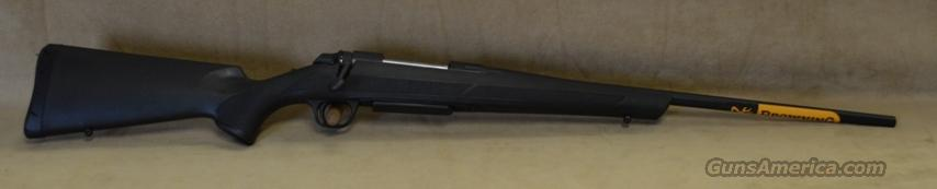 SALE 035800224 Browning A Bolt III (AB3) Composite Stalker - 270 Win   Guns > Rifles > Browning Rifles > Bolt Action > Hunting > Blue