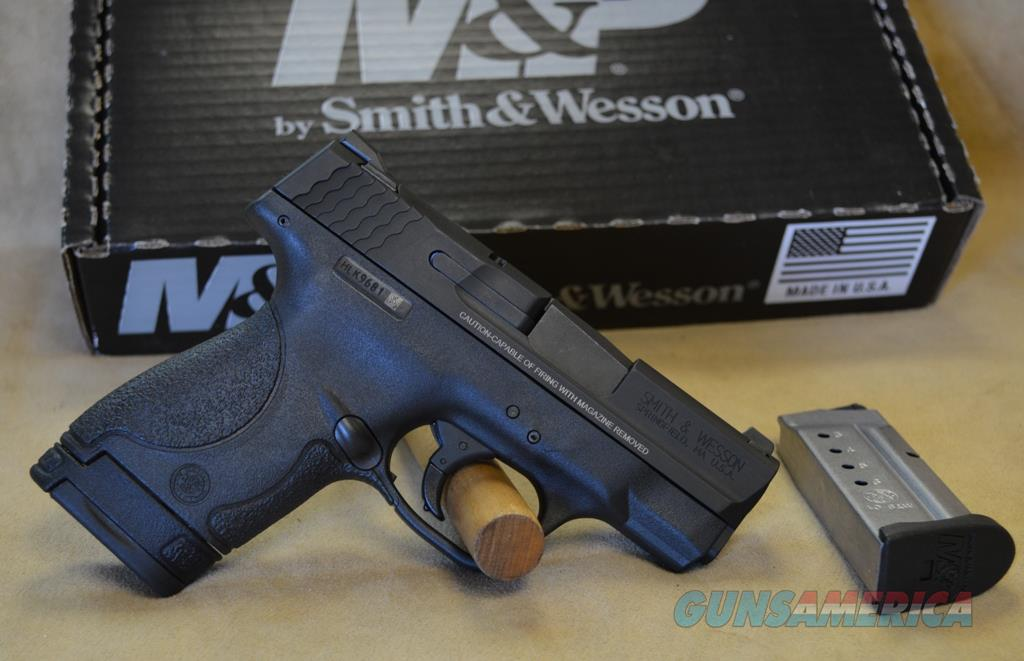 10034 Smith & Wesson M&P40 Shield - 40 S&W - No safety  Guns > Pistols > Smith & Wesson Pistols - Autos > Shield