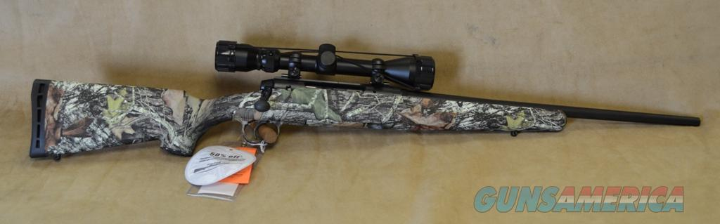 19973 Savage Axis XP Youth Camo - 243 Win  Guns > Rifles > Savage Rifles > Standard Bolt Action > Sporting