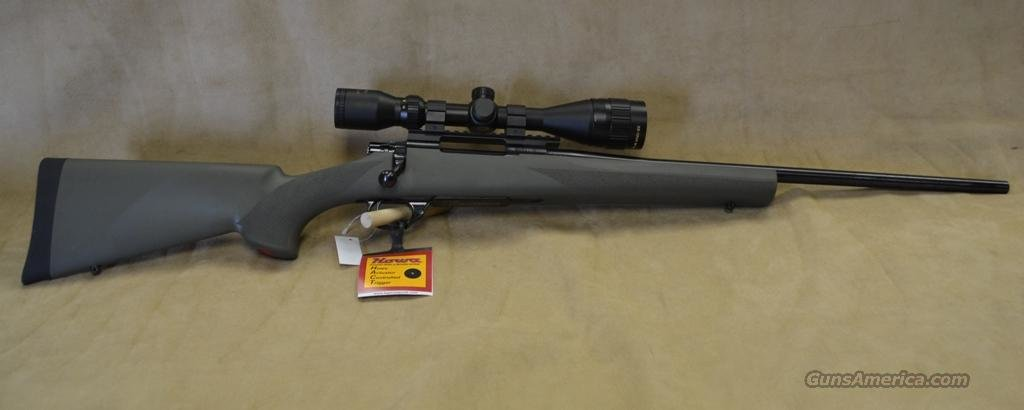 HGK60208 Howa 1500 Gameking OD Green Scope Package - 223 Rem  Guns > Rifles > Howa Rifles