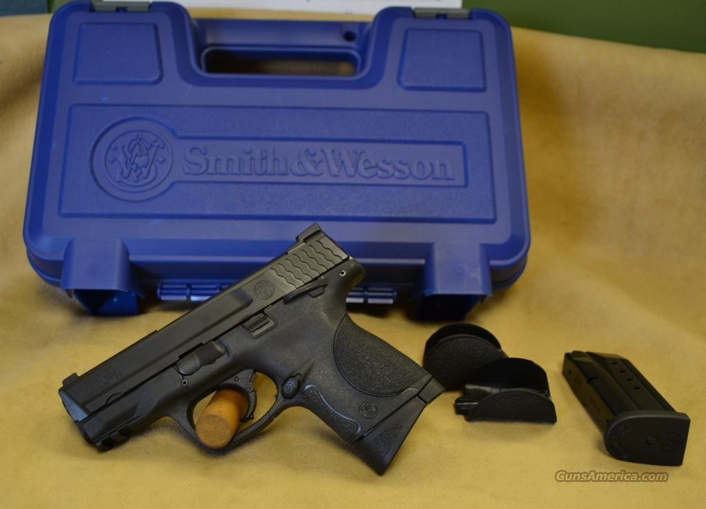 206304 Smith & Wesson M&P9C - 9mm - Compact  Guns > Pistols > Smith & Wesson Pistols - Autos > Polymer Frame
