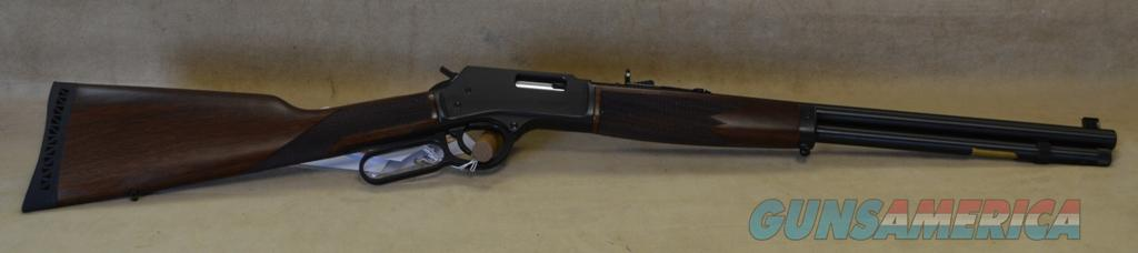 H012C Henry Big Boy Steel - 45 Long Colt  Guns > Rifles > Henry Rifle Company