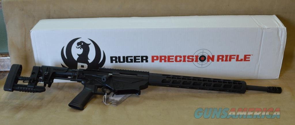 18004 Ruger Precision - 308 Win  Guns > Rifles > Ruger Rifles > Precision Rifle Series