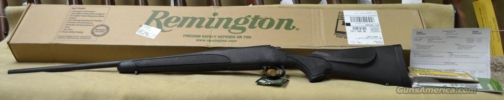 7333 Remington Model 700 SPS - 300 WSM - As New in Box  Guns > Rifles > Remington Rifles - Modern > Model 700 > Sporting