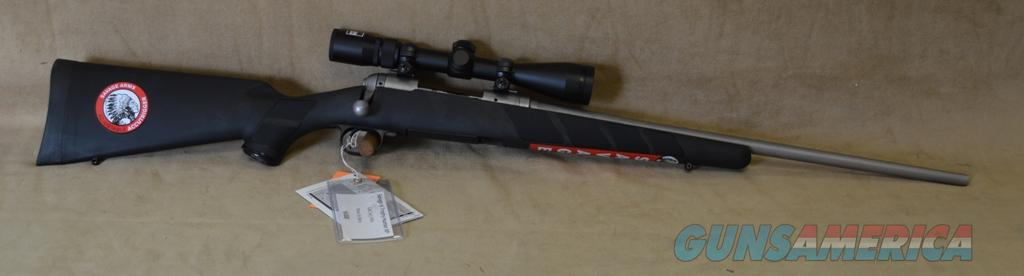19723 Savage 16 Trophy Hunter XP Stainless Package - 243 Win  Guns > Rifles > Savage Rifles > Accutrigger Models > Sporting