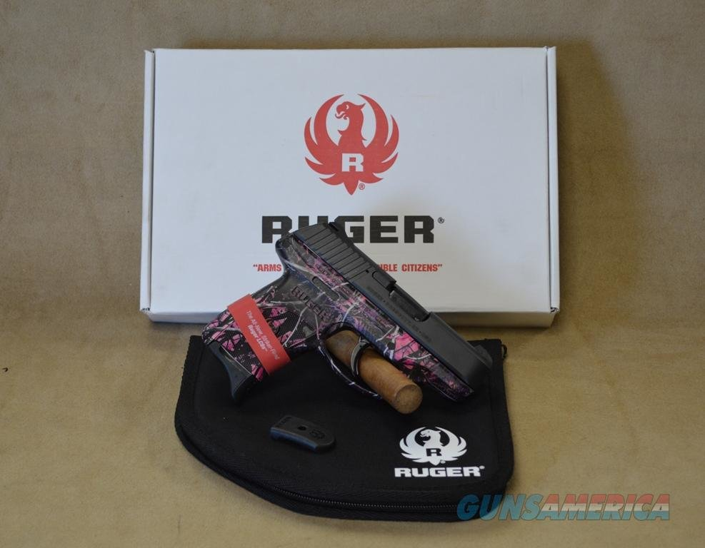 3243 Ruger LC9S Muddy Girl Camo - 9mm - Exclusive  Guns > Pistols > Ruger Semi-Auto Pistols > LC9