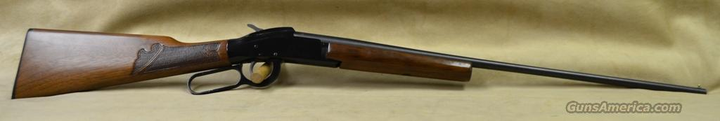 Ithaca Model 66 - 410 gauge  Guns > Shotguns > Ithaca Shotguns > Single Bbl > Sporting/Hunting