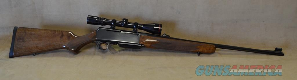 PRICE REDUCED! Browning BAR w/ Simmons scope - 338 Win Mag - Consignment - Used  Guns > Rifles > Browning Rifles > Semi Auto > Hunting